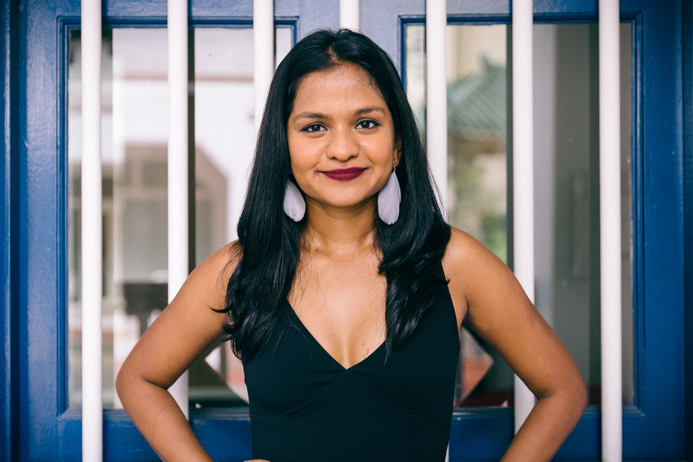 Satya Purna  Founder + Brand Strategist, ZAG Studios   Read more about her >>