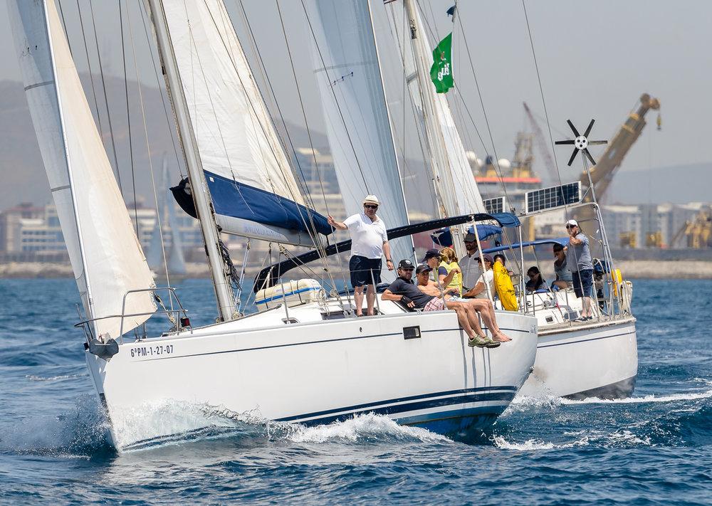 Gibraltar - Morocco Yacht Rally