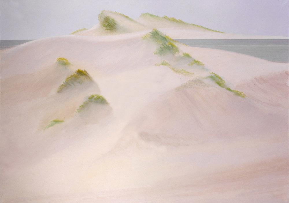 La dune d'Aval, 1976