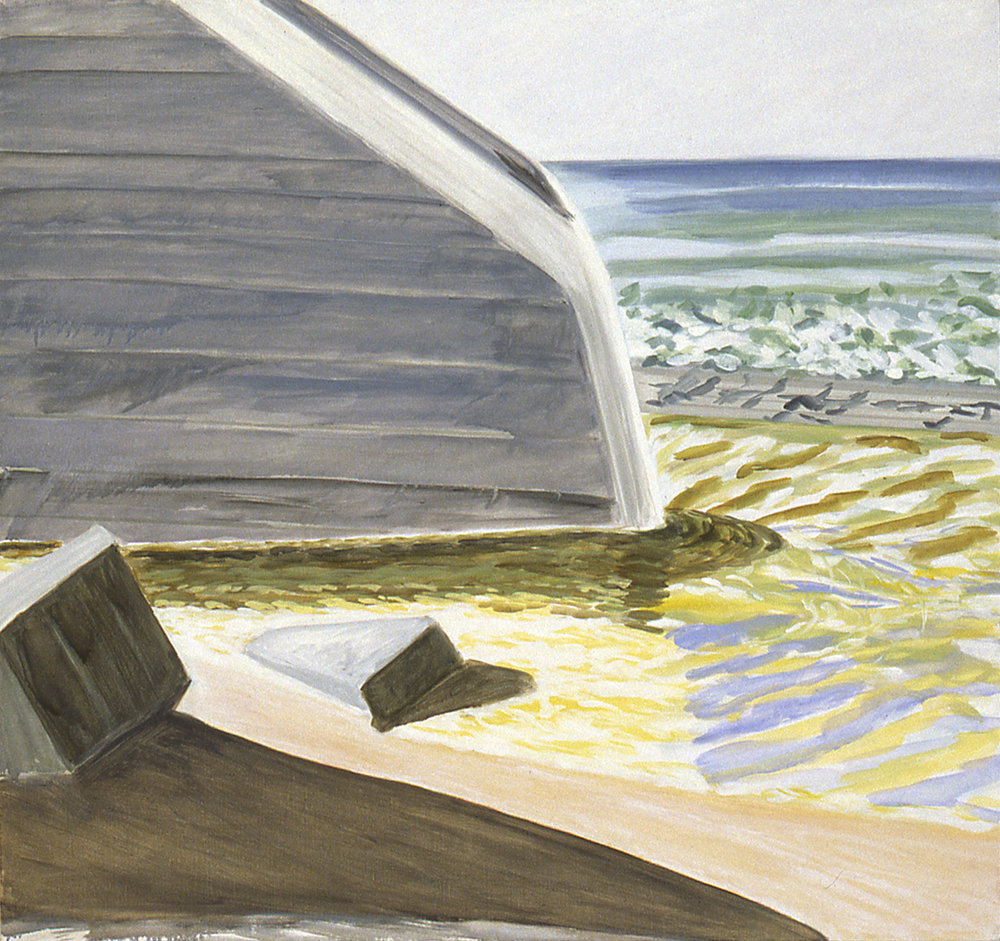 Blockhaus et mer descendante, 1995