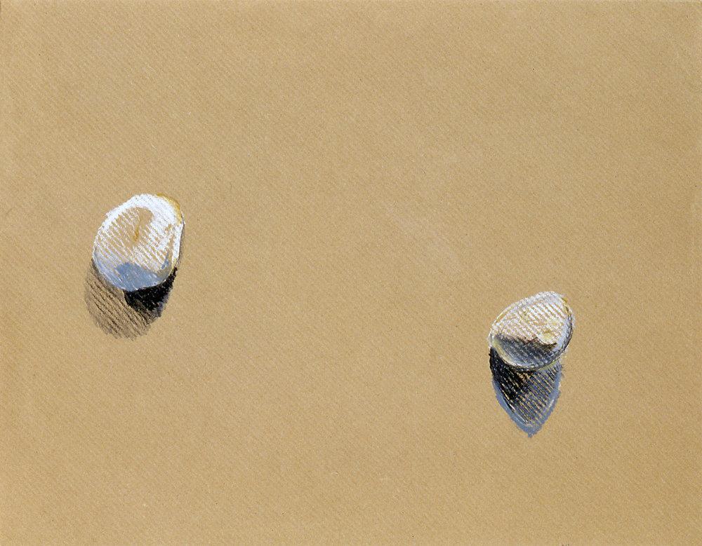 Deux cailloux, 1985