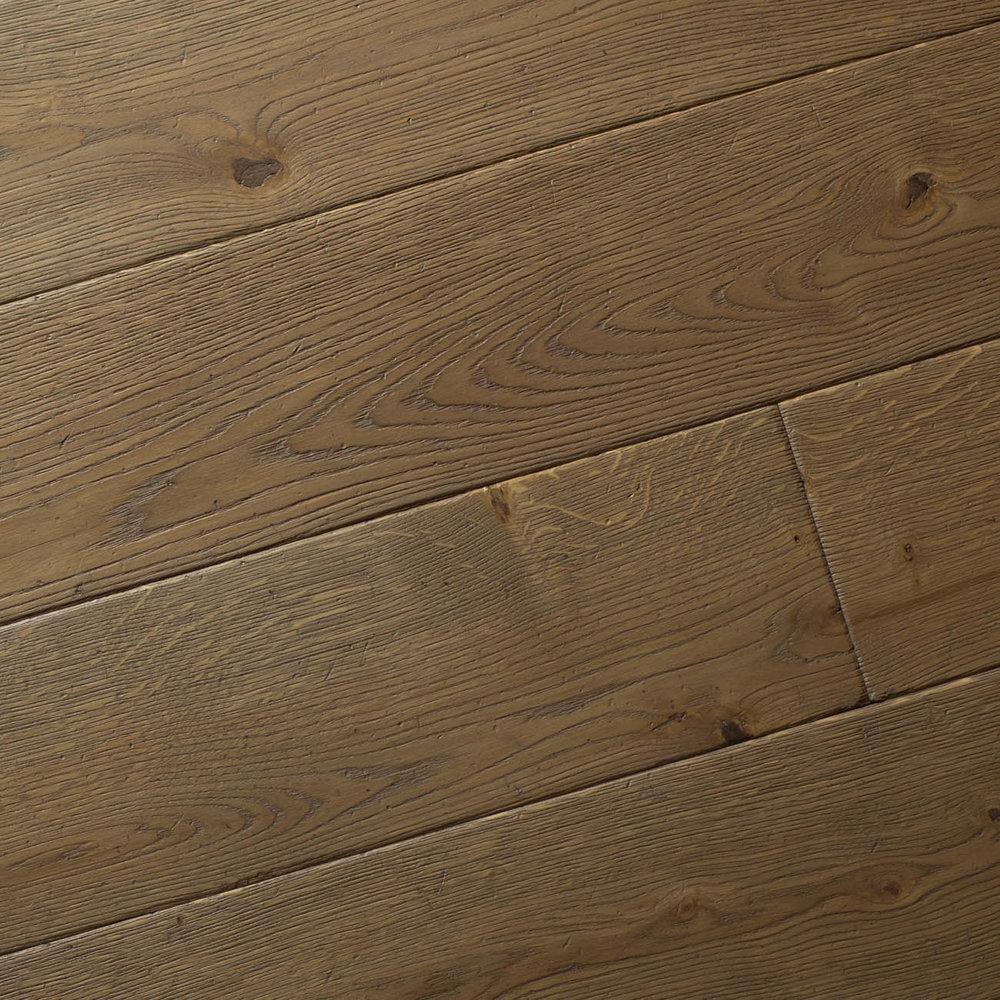 Bespoke engineered oak flooring