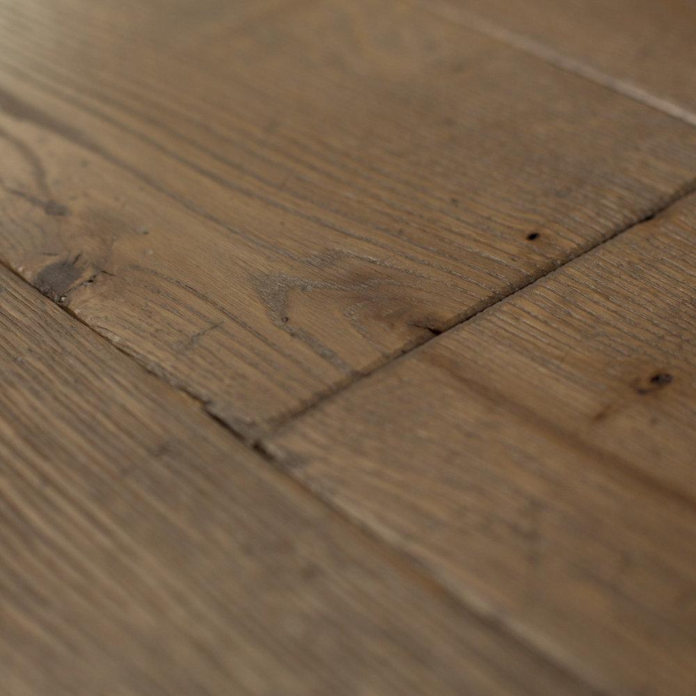 Fine oak flooring