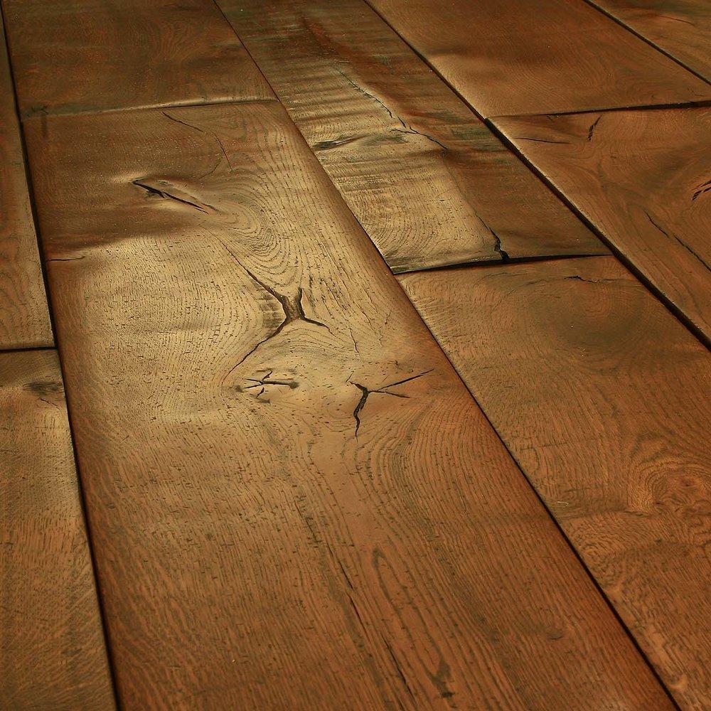 Wide flooring