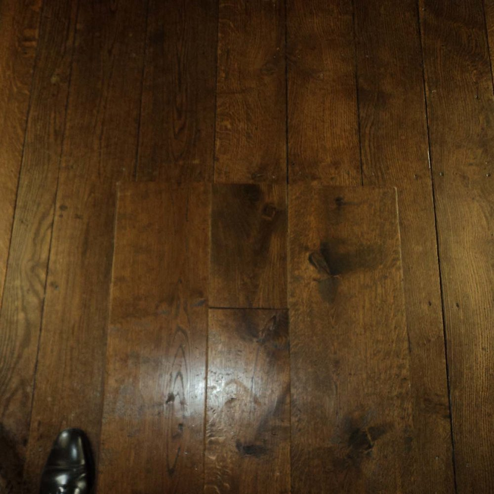 Bespoke wood flooring oak