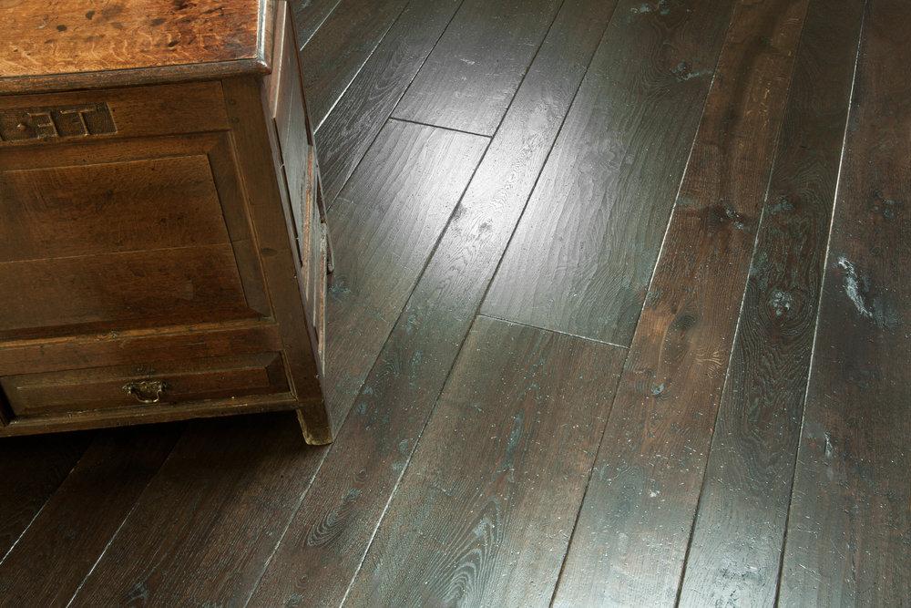 Traditional flooring