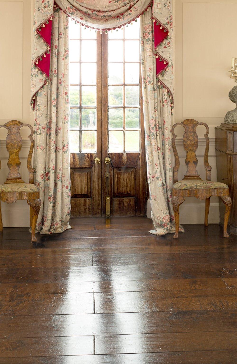 Luxury home flooring