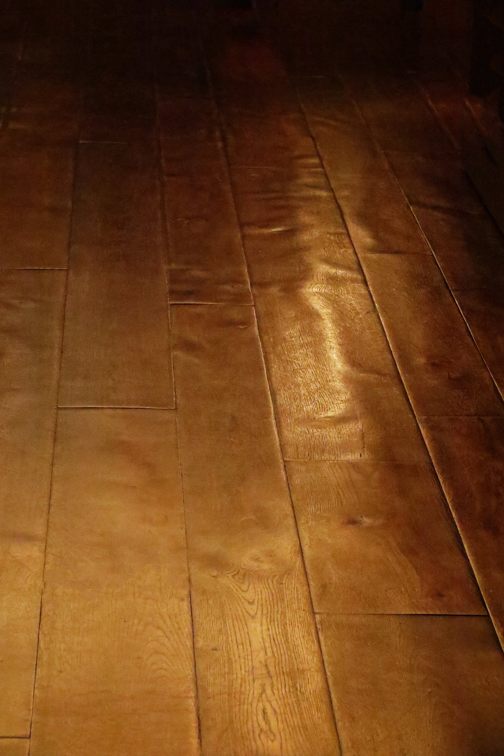 Bespoke flooring, London