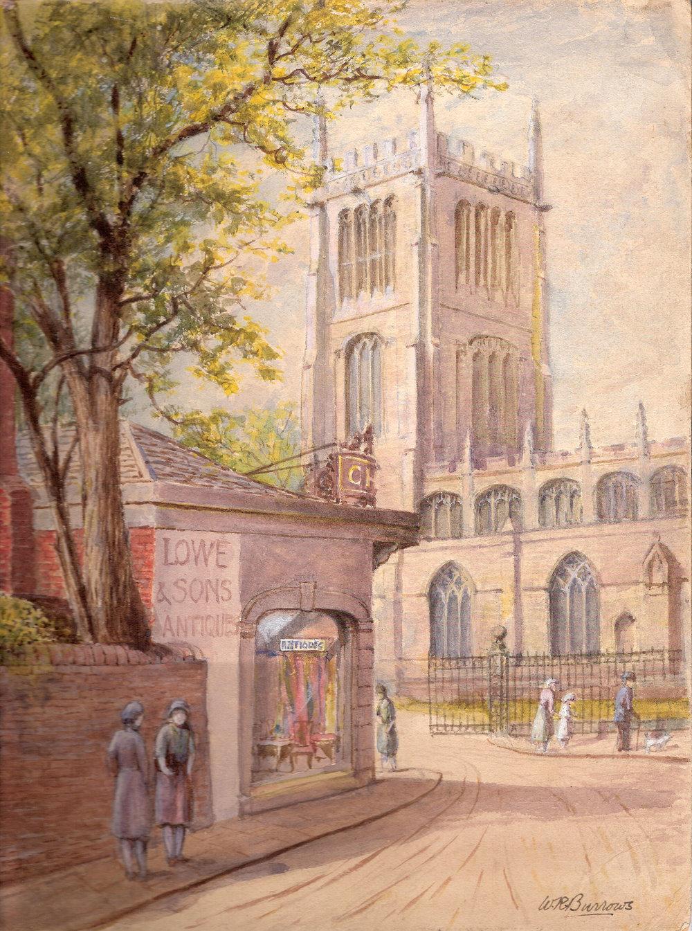 Church Gate 1930's.jpg