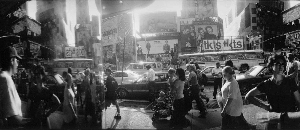 Manhattan 2001