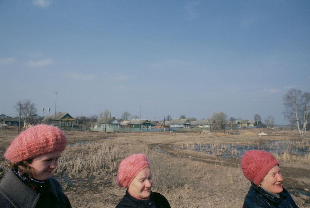 near Moscow