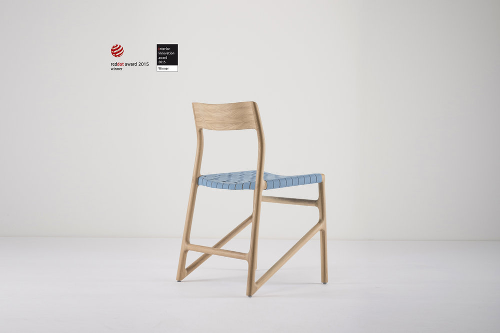 Fawn chair - Red Dot Award 2015 | Interior Innovation Award 2015