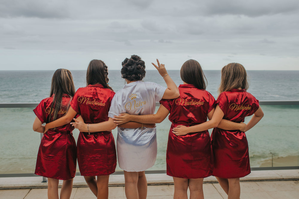 Bridal Parties! - What happens on a boat…. Well, you know the rest….Let us help you plan the perfect trip for your bride or groom to be!