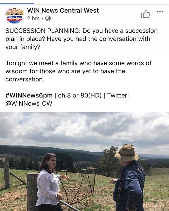 I got a bit ahead of myself yesterday! Check out #fledglingfarmers on #winnewscentralwest tonight at 6:00pm!
