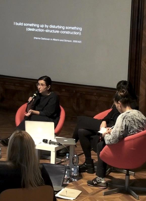 Transfashional - Vienna - 17.09. – 20.09.17University of Applied Arts, ViennaTransfashional began as a series of collaborative sessions in 2016 with fashion designer Hussein Chalayan, curators José Teunissen (Arnheim Fashion Biennial), Susanne Neuburger (MUMOK - Museum moderner Kunst Stiftung Ludwig Wien), Barbara Putz-Plecko and Beatrice Jaschke (Die Angewandte) as well as emerging artists and designers whose practice is situated in between fashion and art.