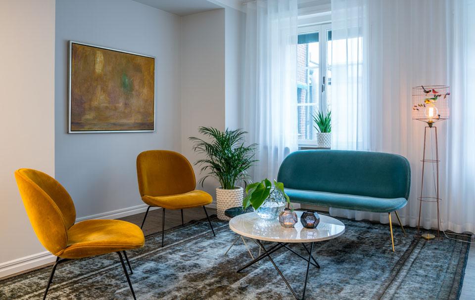 Din klinik - SAGA tandvård ligger vid Mariatorget i hjärtat av det gamla Helsingborg. Från anrika Fahlmans Conditori beger du dig söderut över Stortorget till Lilla Torggatan där du går rakt på ingången. Klinikens adress är Norra Kyrkogatan 12. Välkommen!