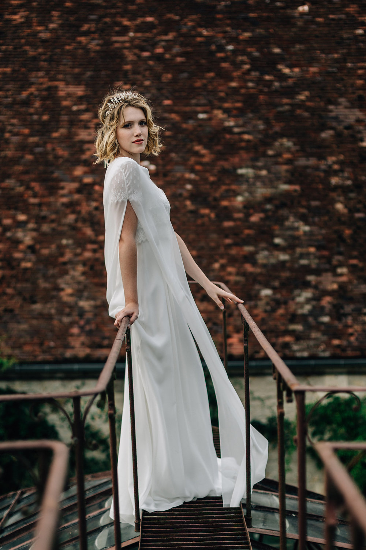 Robe Lou Ann - Cape Veline