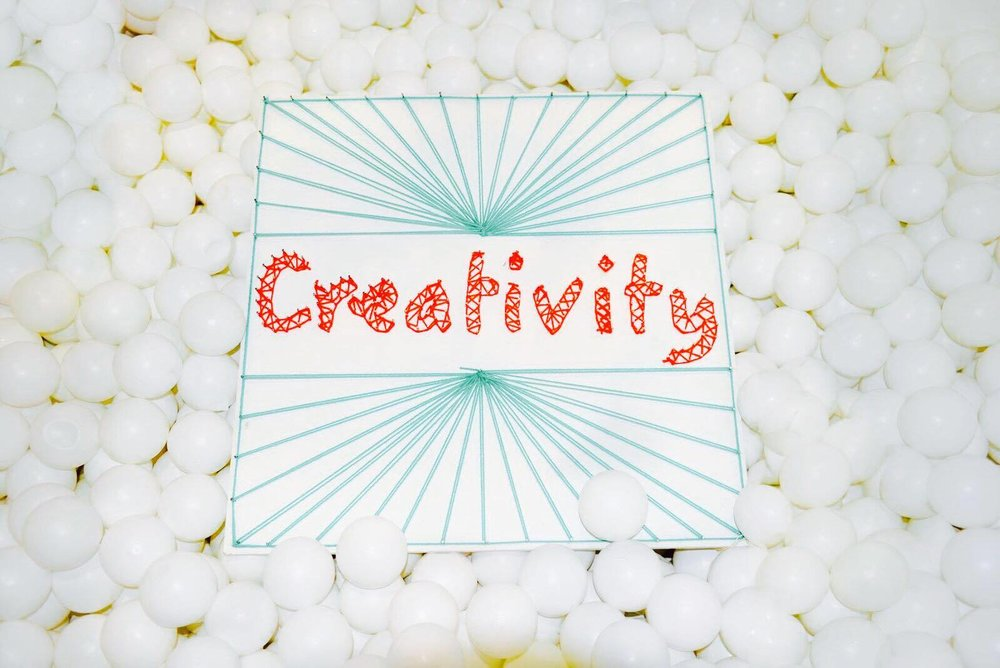 Creativity - When you express yourself creatively and playfully, you lift your mood, make others smile and just have fun! Living creatively also helps you to be more mindfully aware.