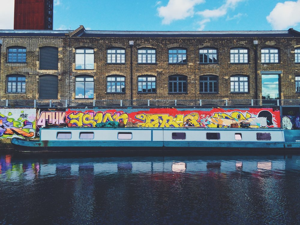 The Future of Spaces Hackney Wick