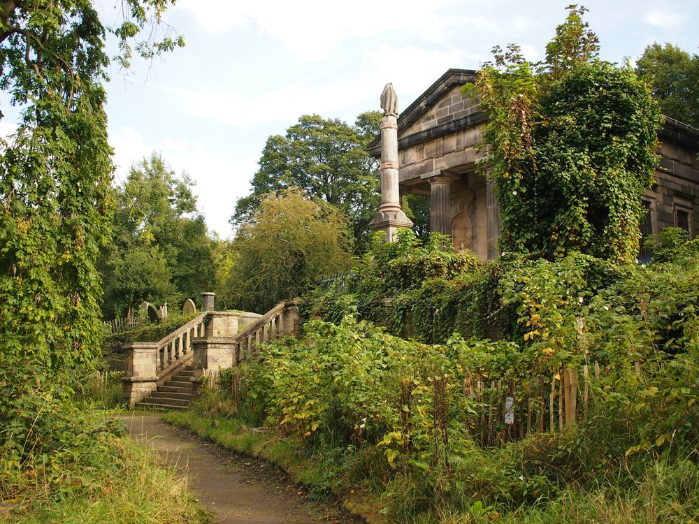 Abney Park Cemetary