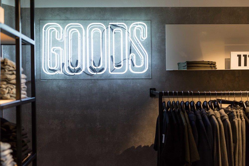 #006    A concrete shop selling streetwear
