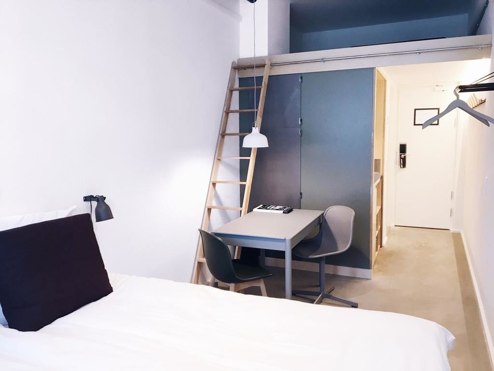 CPH Studio hotel copenhagen andthen studio