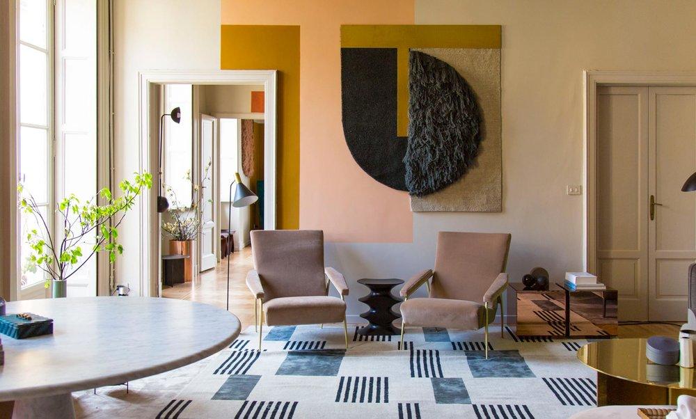 Studio Pepe Brera Apartment milan design week