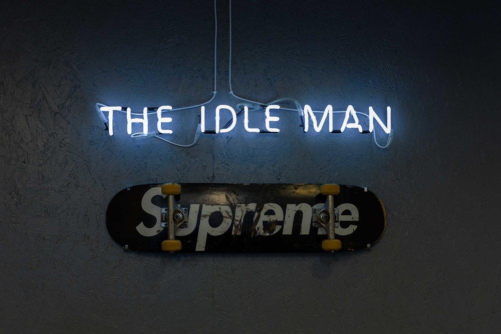 #014   Supreme Archive Store