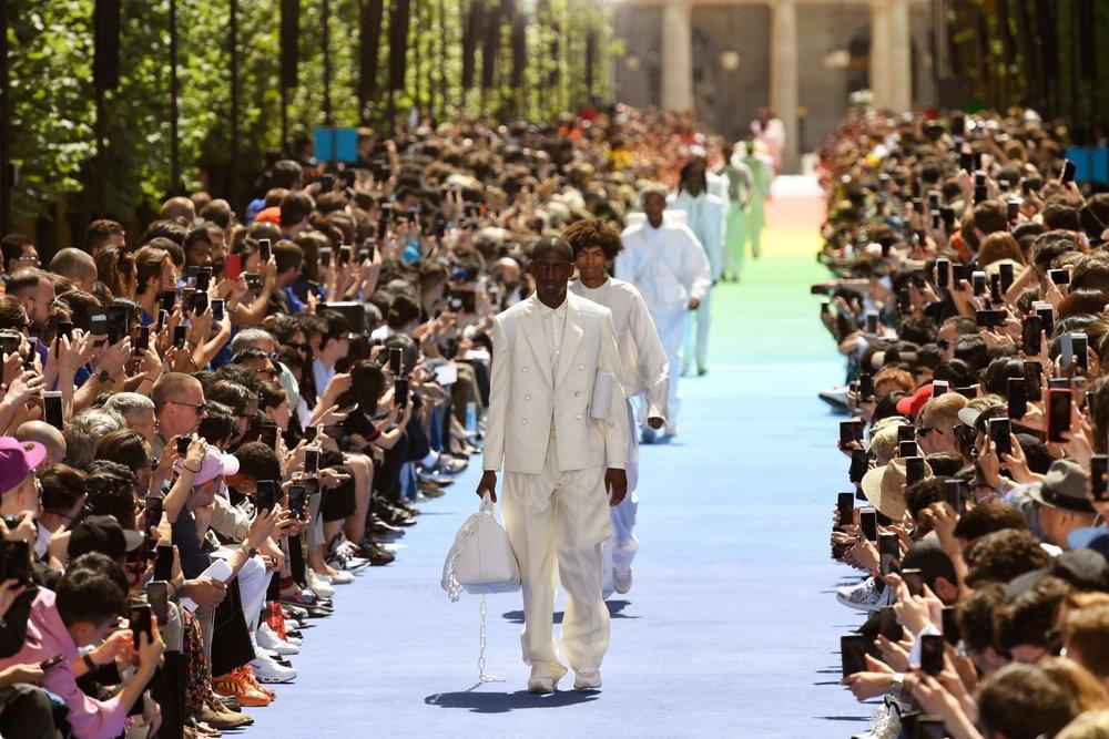 LV Mens Paris 2018