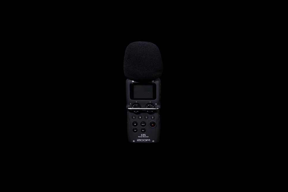 Zoom H-5 Fieldrecorder