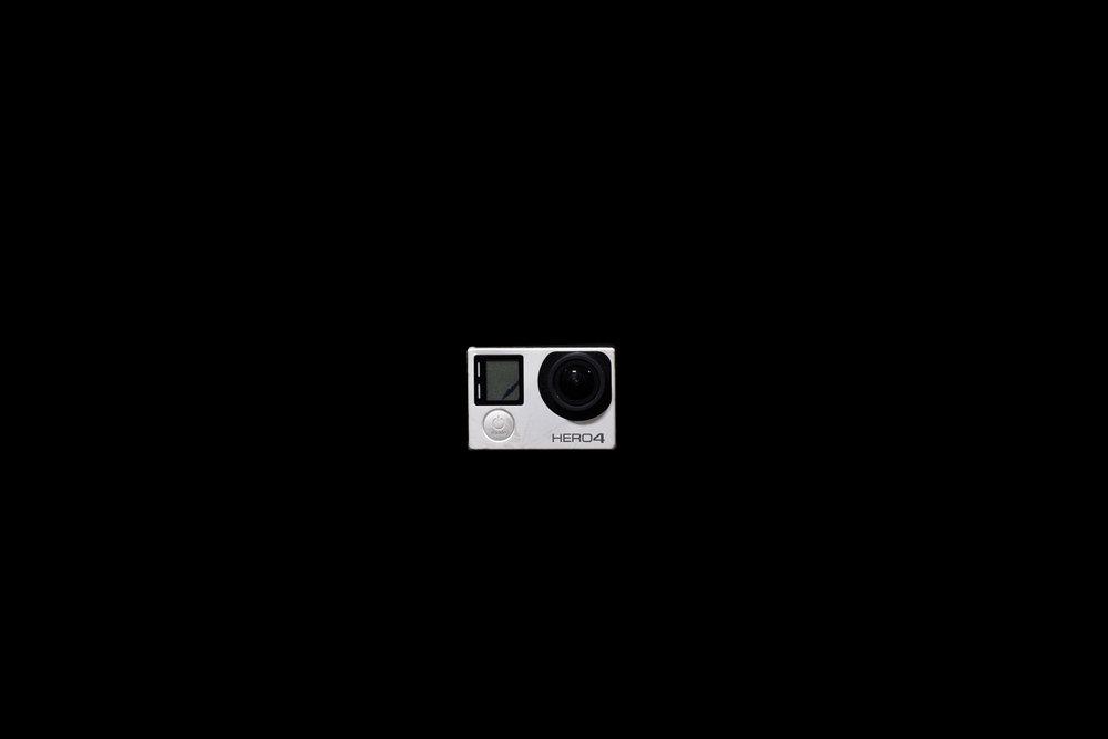 GoPro Hero 4 Black & Silver Edition