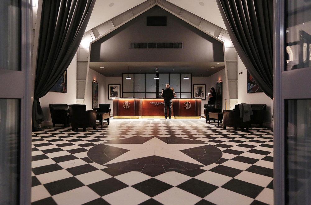 PEYE 070917KB3 0012jpg Titanic Hotel Belfast u2014 Harcourt