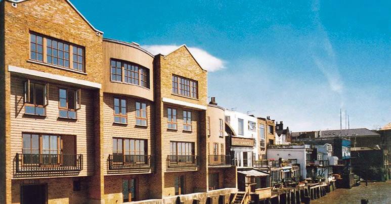 Blyth's Wharf, Narrow Street
