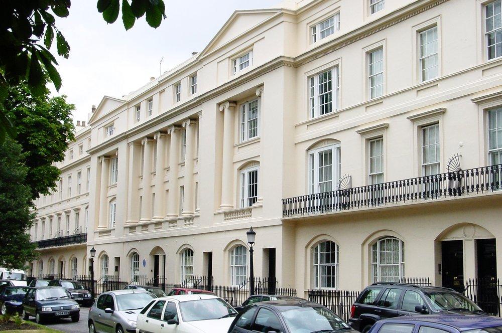 Kent Terrace, Regent's Park