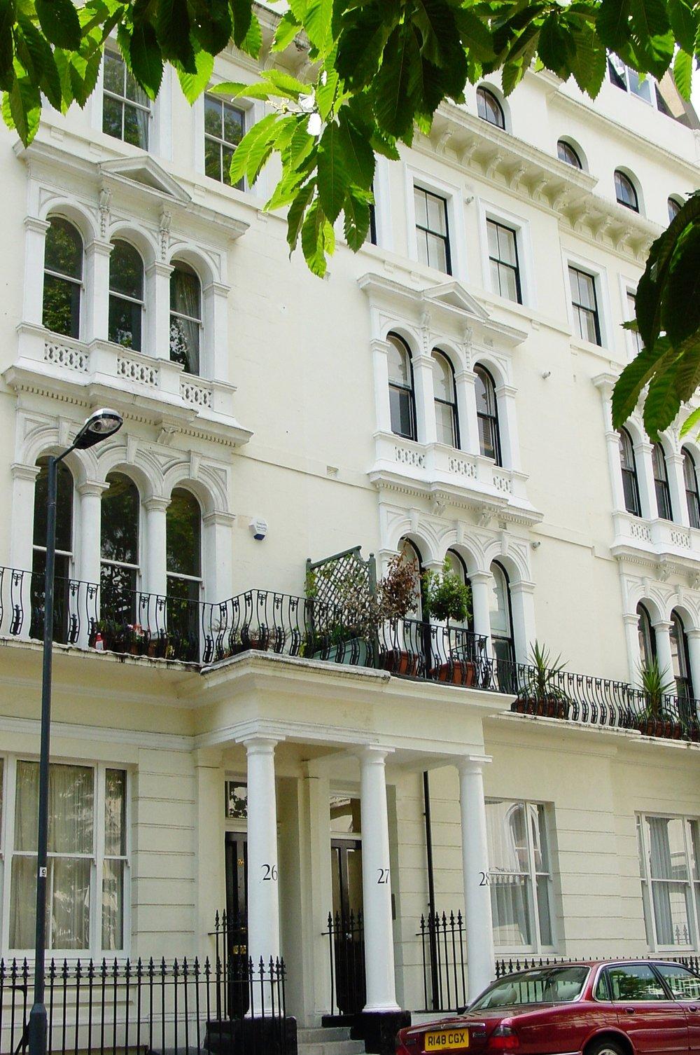 Kensington Gardens Square, Bayswater