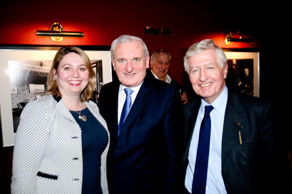 Good Friday Agreement Signatories Address Co Operation Ireland Event