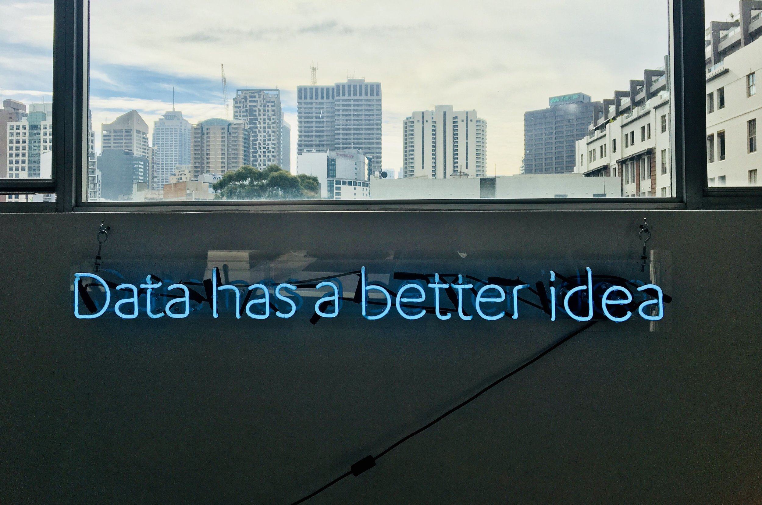 What are the benefits of learning data science? Guest blog by Matt