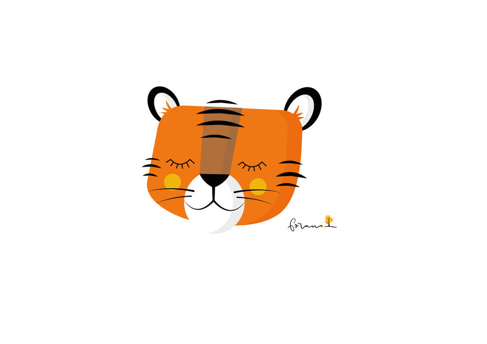 Tiger - Liebe