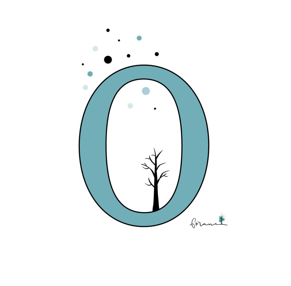 O -ORIGINELLE OBJEKTIVITÄT - Etwas objektiv zu betrachten ist unpersönlich. Wenn es aber originell sein darf, kann auch die objektivste Ansicht persönlich wirken.---TYPOGRAFIE