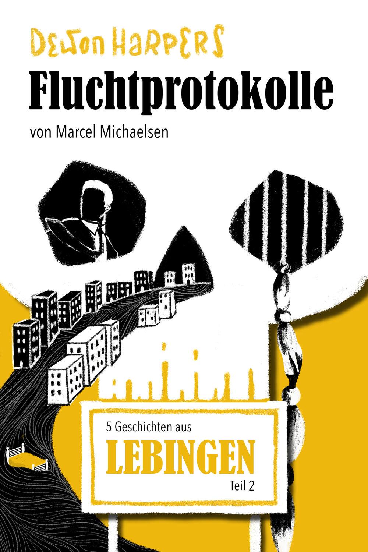 Dewon Harpers Fluchtprotokolle von Marcel Michaelsen - E-Book Cover