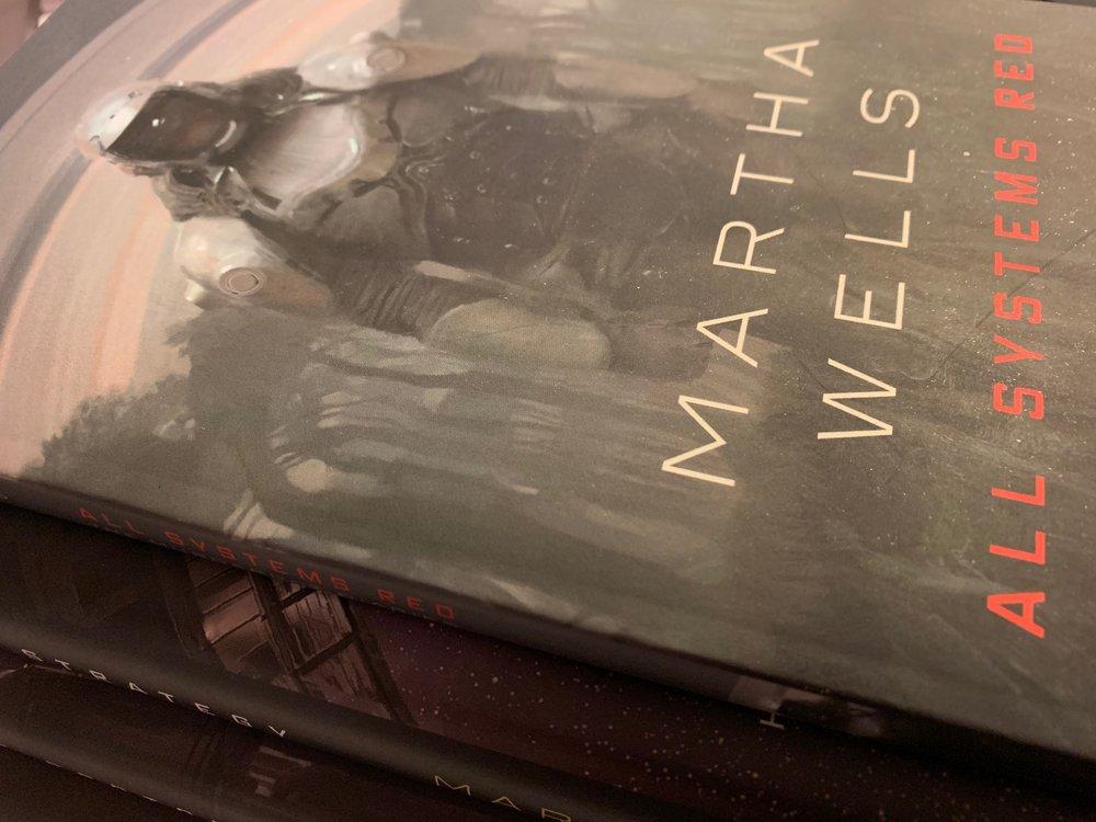 Martha Wells, The Murderbot Diaries