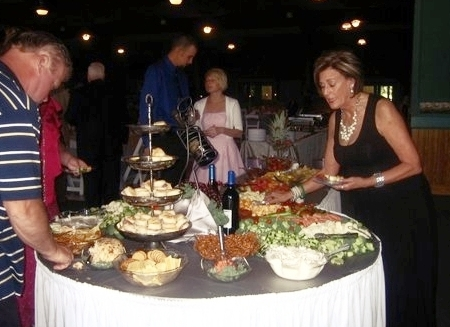 While we love catering weddings, we provide amazing food for all types of events.