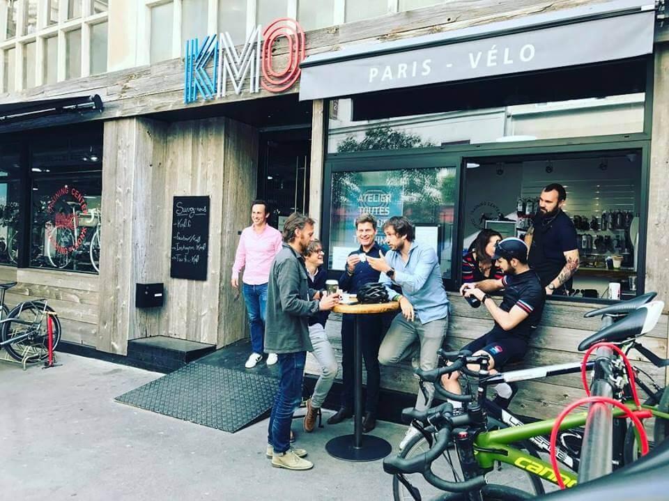 CAFE - VENIR TRAVAILLER, VIVRE L'ESPRIT KM0