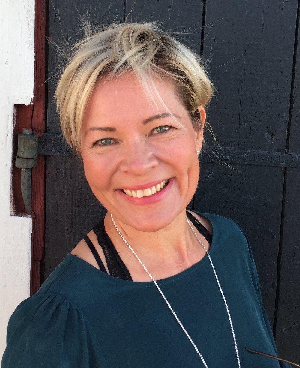 valmentaja Johanna Olsson