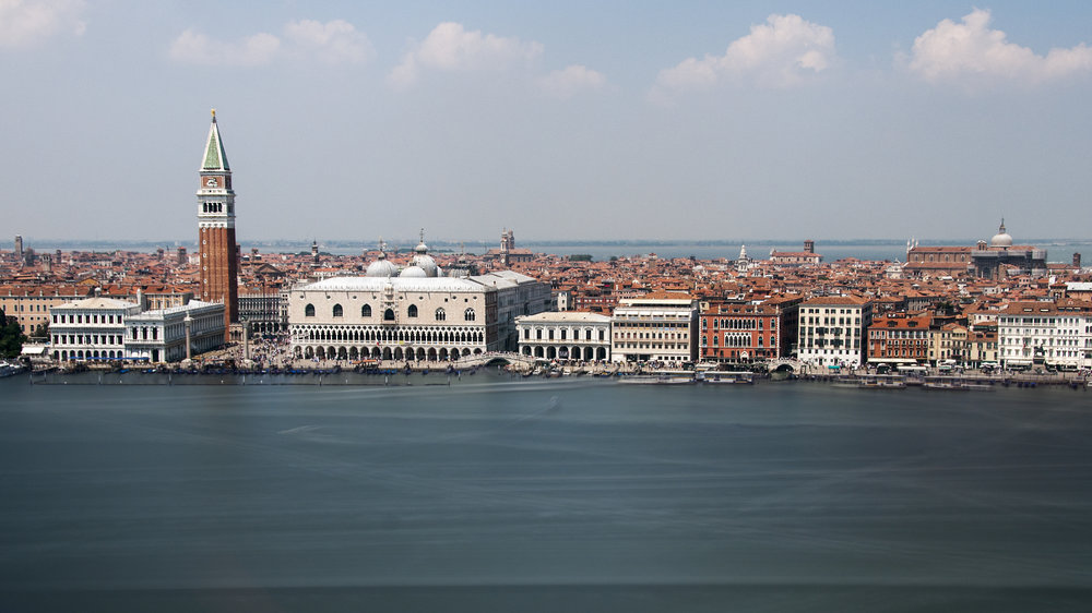 """The commonwealth of Venice in their armory have this inscription: ""Happy is that city which in time of peace thinks of war."" Robert Burton"