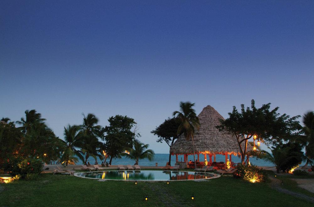 Das bestgehütete Geheimnis von Belize – serenity in Placencia.