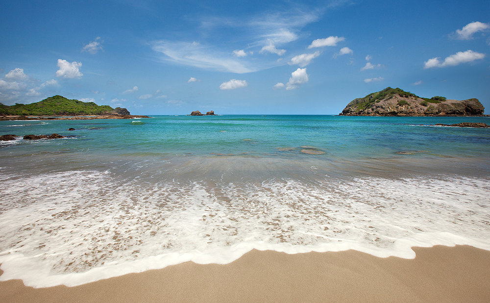 Gorgeous beach you do not expect to find in Nicaragua…guaranteed to de-stress even the busiest of travelers