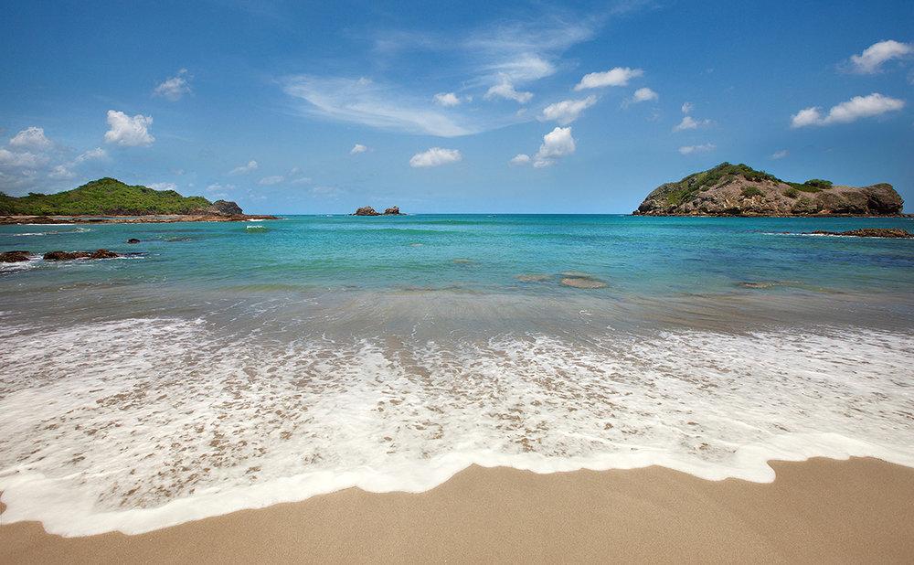 Diesen wunderschönen Strand haben Sie in Nicaragua nicht erwartet - inklusive Anti-Stress-Garantie.