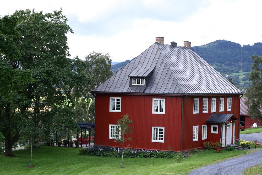 hovedhus