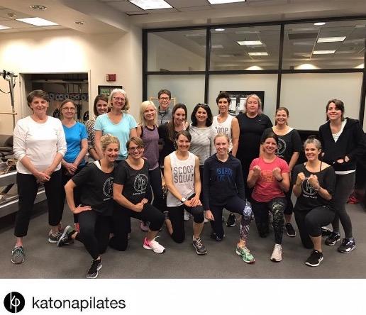 Photo: Katona Pilates